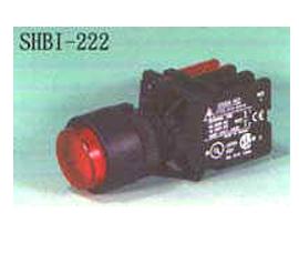 山河 按钮开关 SHBI -222