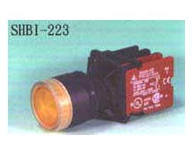 山河 按钮开关 SHBI -223