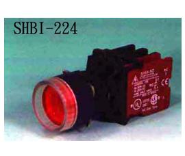 山河 按钮开关 SHBI -224