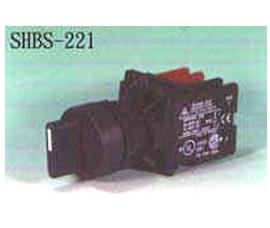 山河 切替按鈕开关 SHBS-221