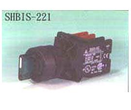 山河 切替按鈕开关 SHBIS-221