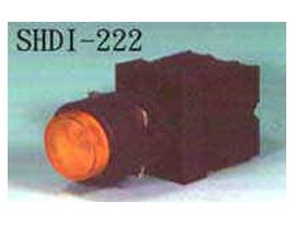 山河 按钮开关 SHDI-222