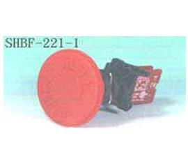 山河 按钮开关 SHBF-221-1