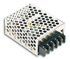 明纬  机壳型(Enclosed Type)交换式电源供应器 RS-1 5