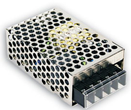 明纬 机壳型(Enclosed Type)交换式电源供应器 RS-2 5