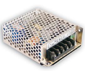 明纬 机壳型(Enclosed Type)交换式电源供应器 RS-3 5