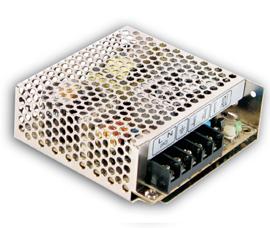 明纬 机壳型(Enclosed Type)交换式电源供应器  RS-5 0