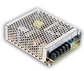明纬 机壳型(Enclosed Type)交换式电源供应器 NES-5 0