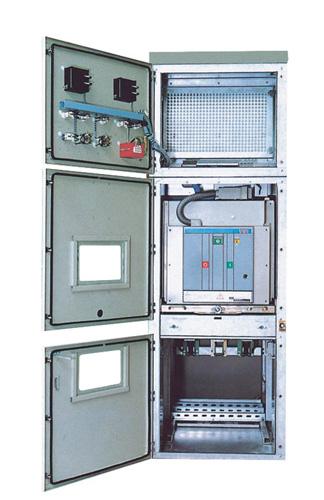 户内金属铠装中置移开式开关设备 KYN28A-12