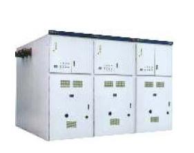 铠装开式交流金属封闭开关设备 KYN61-40.5