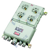 防爆照明(动力)配电箱(漏电保护)( ⅡB ) □ M G58-□L