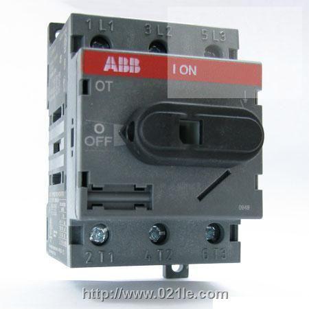 ABB 隔离开关 OT100F