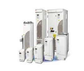 ABB 工业变频器,单传动 ACS800-02