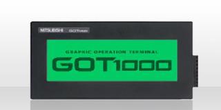 三菱 人机界面 GT1030
