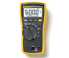 福禄克 电气测量万用表 114