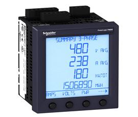 施耐德 电力参数测量仪 PM800