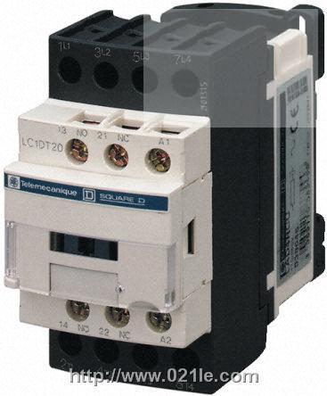 施耐德 接触器 LC1-D09BDC