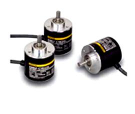 欧姆龙 增量型外径φ40旋转编码器 E6B2-C