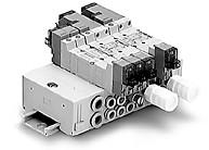 SMC 真空发生器与电磁阀组合元件 ZYY/ZYX
