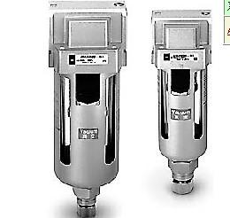 SMC 真空用分水过滤器 AMJ