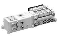 SMC 5 通电磁阀  VQC1000
