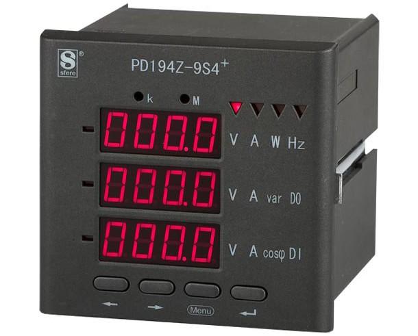 斯菲尔 多功能电力仪表 PD194Z-9S4