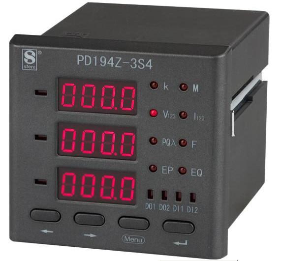 斯菲尔 多功能电力仪表  PD194Z-3S4