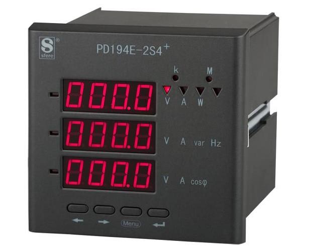 斯菲尔 多功能电力仪表  PD194E-2S4