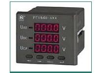 斯菲尔 三相交流电压表  PZ194U-AX4
