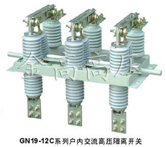 户内交流高压隔离开关 GN19-12(C)