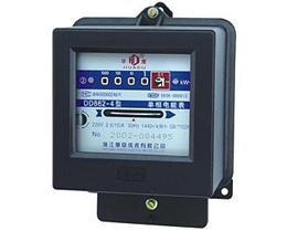 单相电能表 DD862-4