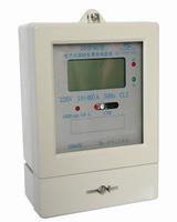 人民企业 DDSF901单相电子式复费率电度表 DDSF901