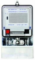人民企业 单相电子式多功能电度表 DDSD