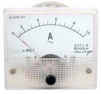 人民企业 交流电流电压表 85L1-A,V