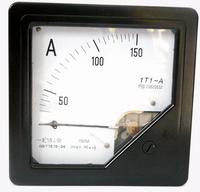 人民企业 电流电压表 1T1