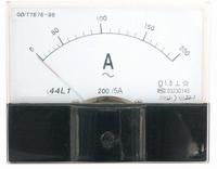 人民企业 电流电压表 44L