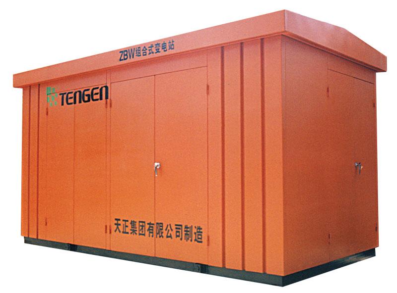 天正 户外交流箱式变电站 ZBW-10