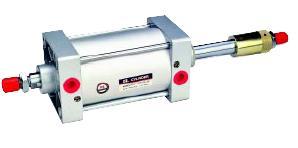 恒一 气缸 SCJ-63×100-25-S-LB