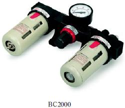 南部 气源处理元件(三联件) BC2000