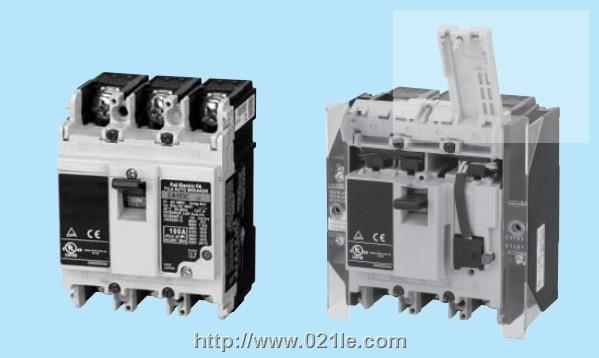 富士 塑壳断路器 SA103BA