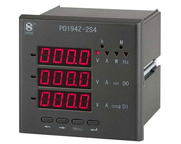 斯菲尔 多功能电力仪表 PD194Z -2S4