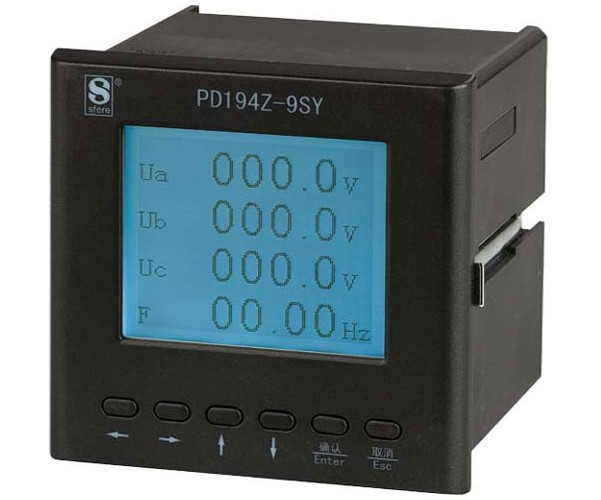 斯菲尔  多功能电力仪表 PD194Z-9SY