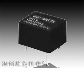 电磁继电器 JQX-3F T73