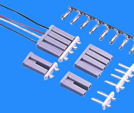 连接器 TJC4