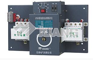 双电源自动转换开关(终端型) GTQ10