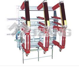 户内高压真空负荷开关-熔断器组合电器 FZ(R)N21-40.5D/50-20