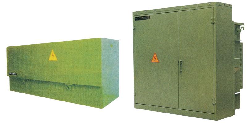 天正 高低压预装式变电站(美式箱变) YB-12