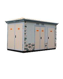 非金属环保型智能箱式变电站 XBZ1-12