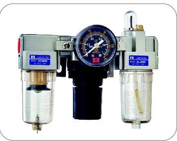 恒一 空气过滤组合(三联件) AC2000-5000