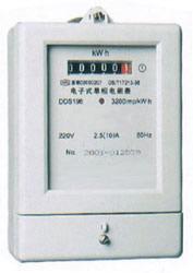电子式单相电度表 DDS858
